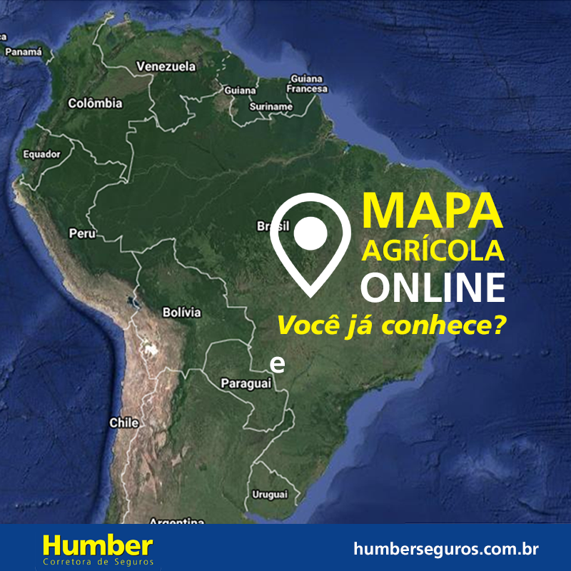 Mapa agrícola: este recurso vai facilitar a sua vida!
