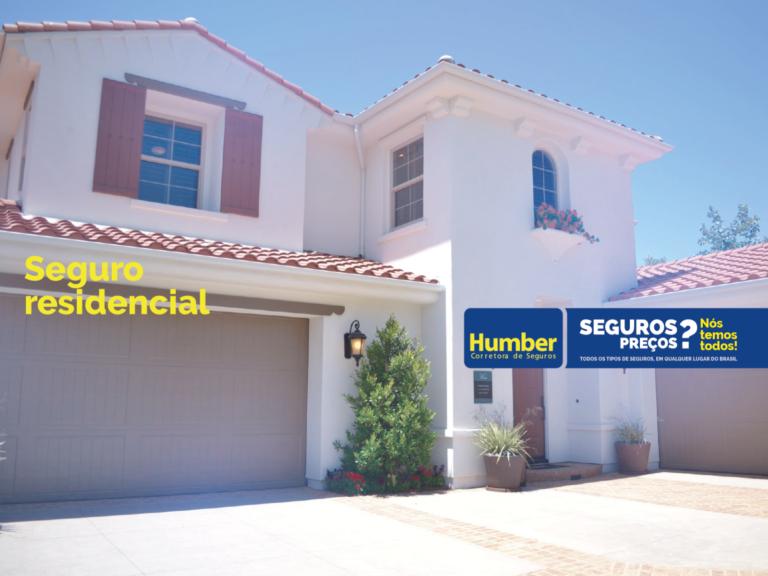 Qual a importância do seguro residencial nas férias?