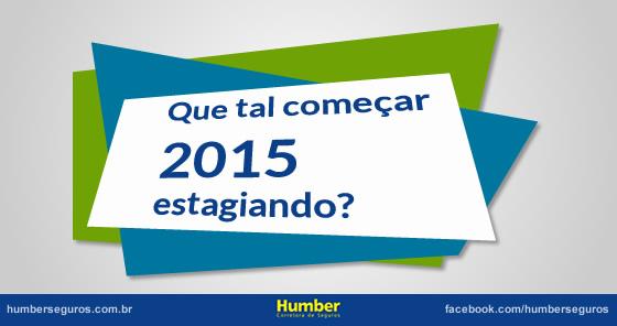 Que tal começar 2015 estagiando?