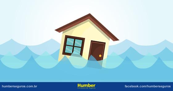 Em tempos de chuva, evite que sua casa fique debaixo d'água