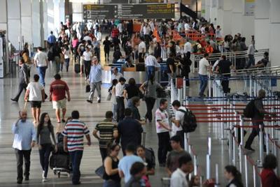 Intenção de viajar dos brasileiros aumenta, diz pesquisa