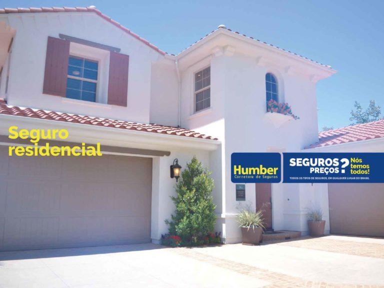 Seguro residencial: quatro questões que você precisa entender