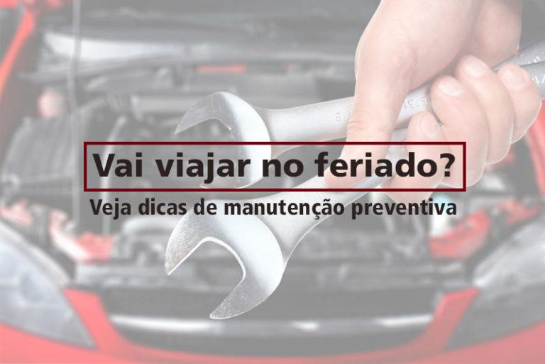 Manutenção Preventiva ajuda motorista andar de forma segura