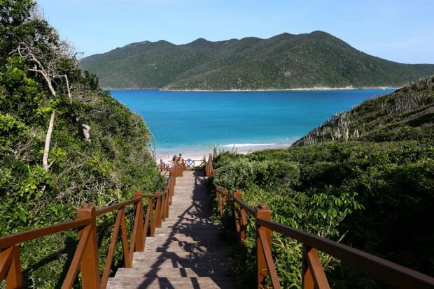 Prainhas do Pontal do Atalaia, Arraial do Cabo.
