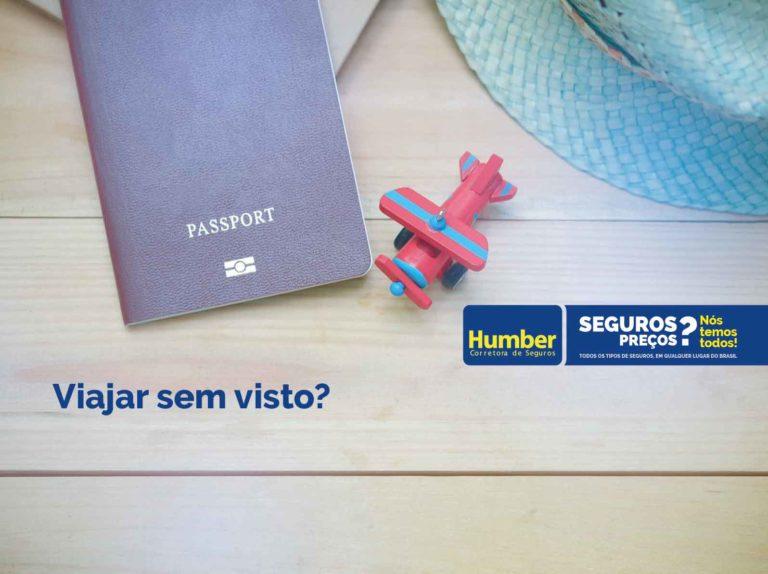 Quais países o brasileiro pode visitar sem precisar de visto?