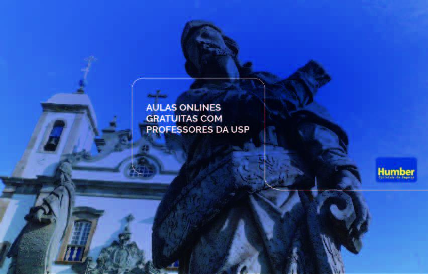 Estude História do Brasil com a USP online e de graça
