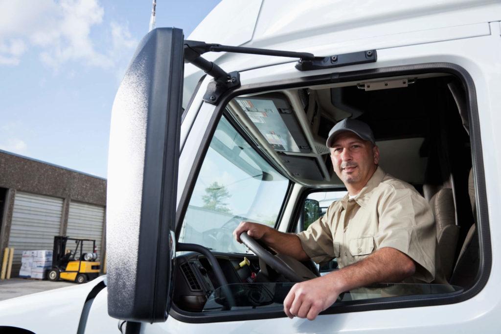 seguro para motorista de caminhão