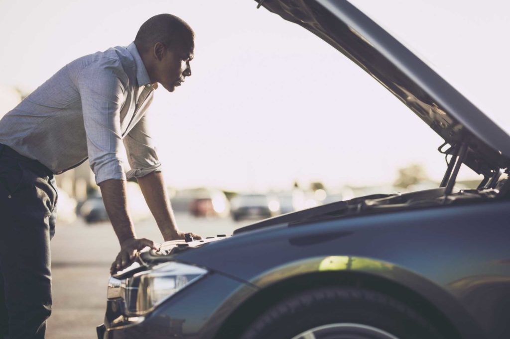 problemas mais comuns em carros