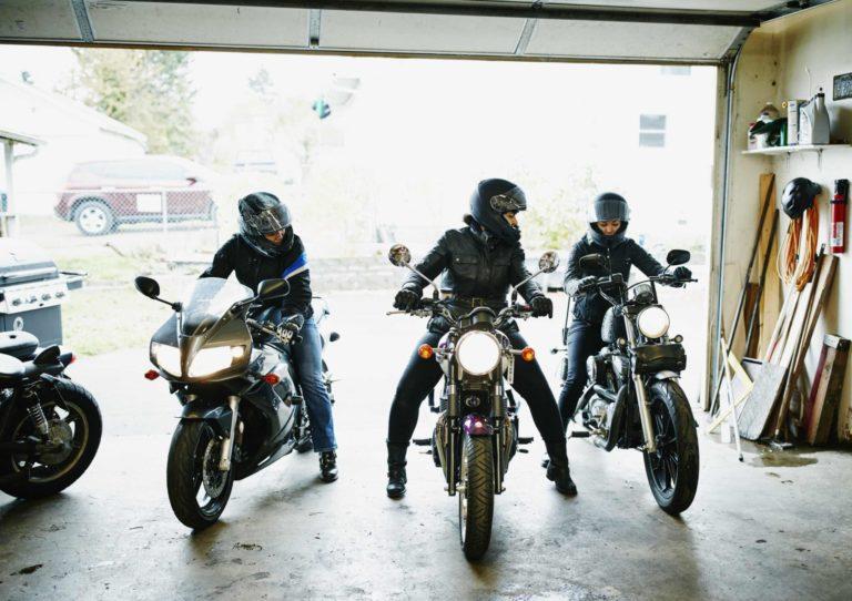 Descubra os 4 principais tipos de motos!