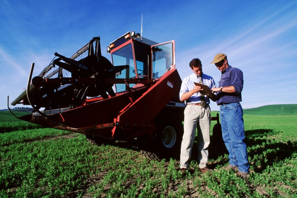 seguro para máquinas agrícolas