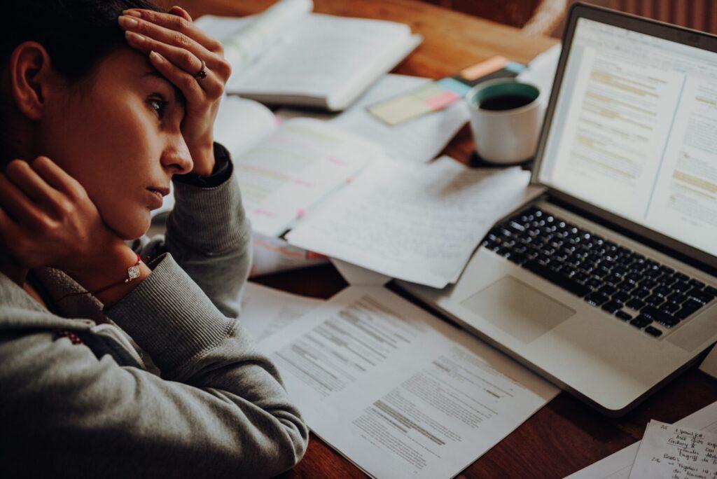 síndrome de burnout sintomas