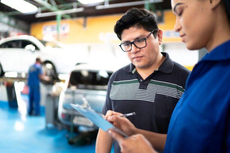 Afinal, como funciona o processo de vistoria em seguro de veículos?